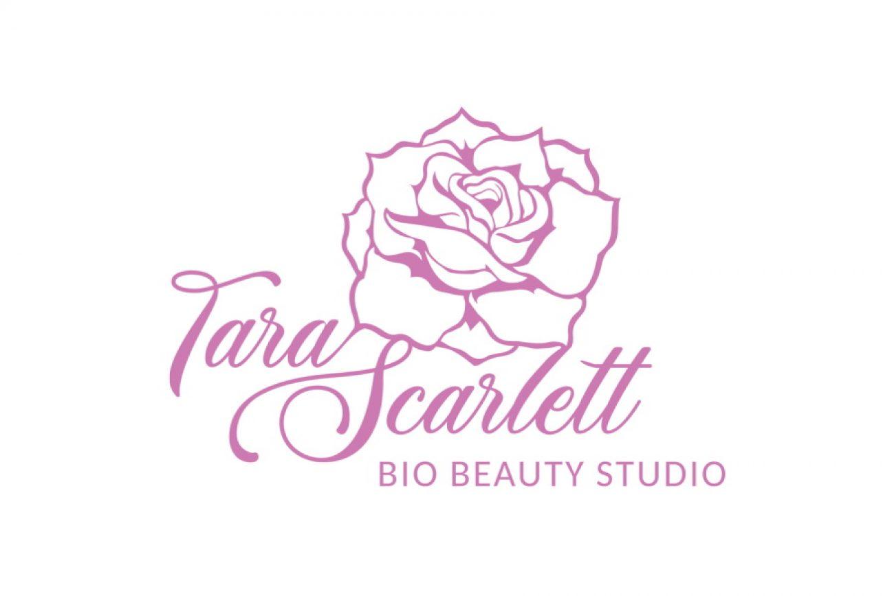 LOGO_TaraScarlett BIO Beauty Studio_BEZ POZADI